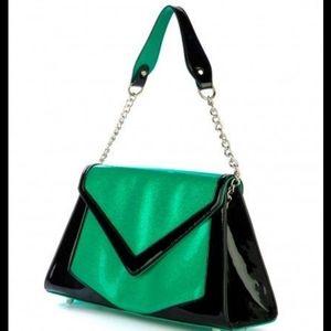 Pinup girl purse